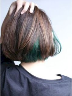 Cool Hair Color Ideas to Try in 2018 34
