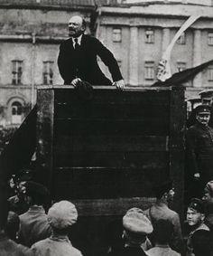 Estalla la Revolución Bolchevique