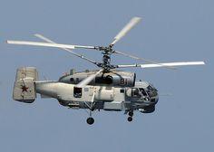"retrowar: "" Russian Helix Ka-27 helicopter """
