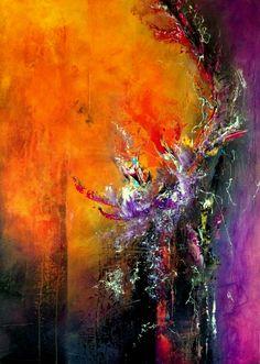 """Zula""  Acrylic on canvas, 70x50 cm"