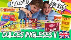 Probando DULCES INGLESES II * Chuches inglesas II