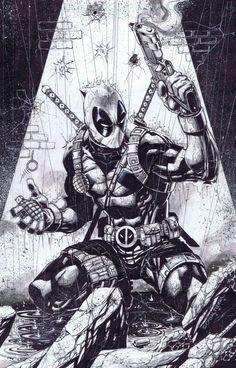 Deadpool by emilcabaltierra on deviantART
