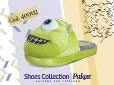 Pantuflas Niñas Shoes Collection Pakar
