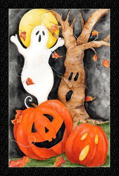 Halloween Garden Flags Page One | Halloween Wikii