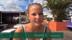 Unsere Freiwillige Carolin berichtet von ihren Erfahrungen aus ihrem Sport-Projekt. Erhalte interessante Einblicke in die Arbeit und das Leben auf Jamaika. Weitere Infos unter: www.projects-abroad.de/ziellander/jamaika/jamaika-sport/