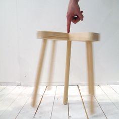 martin vallin: tip toe stool