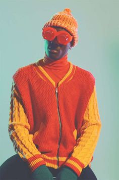 Pop Art Knitwear Catalogs : Rebel Yuths