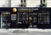 Rangements et meubles sur mesure Nantes, Vannes, Lorient, Paris : placards, dressing, bibliothèques, meubles TV, sous-escaliers, chambres, bureaux...