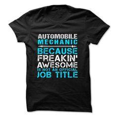 Love being -- AUTOMOBILE-MECHANIC T Shirts, Hoodies Sweatshirts