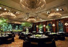 披露宴会場「ボールルーム」│シャングリ・ラ ホテル 東京│マイナビウエディング プレミアムクラブ