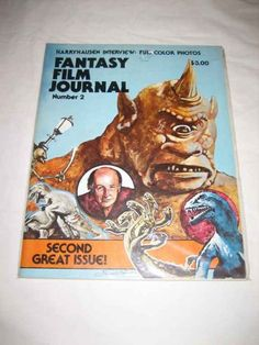 Fantasy Film Journal V. 1 #2 Summer 1978 Special Ray Harryhausen Issue by No Information http://www.amazon.com/dp/B00688AMYW/ref=cm_sw_r_pi_dp_Itm5tb15TYNC1