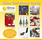 Shine Christmas Cards - NOW AVAILABLE in the Shine eBay Shop! ALL money goes DIRECT 2 the charity helping support people with spina bifida +/or hydrocephalus!