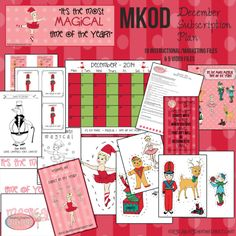 he MKOD Monthly Subscription Plan is an exciting new feature from the Magical Kingdom of Dance. Each month dance teachers & studio owners will be given a variety of files including lesson plans, video tutorials, worksheet materials, tips and tricks that will encourage the growth and unending uses of the method. We will have specific characters for each month. Marketing files will be provided to assist in everyday studio functioning from registration to recital to summer dance