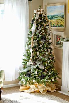 Как украсить новогоднюю (рождественскую) елку 2014