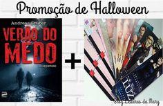 ALEGRIA DE VIVER E AMAR O QUE É BOM!!: [DIVULGAÇÃO DE SORTEIOS] - Promoção de Halloween -...
