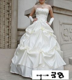 Robe de mariage taille 38/40