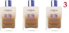 L'Oreal Paris Magic Nude Liquid Powder Bare Skin Perfecting Makeup SPF 18, 330 Classic Tan, 0.91 Ounces - (Pack of 3) >>> This is an Amazon Affiliate link. You can find out more details at the link of the image.
