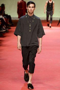 Dolce & Gabbana menswear Spring/Summer 2015|50
