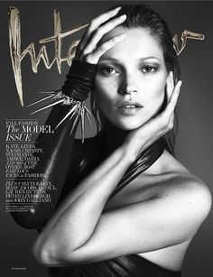 Interview Magazine September 2013 Supermodel Covers Photo 3