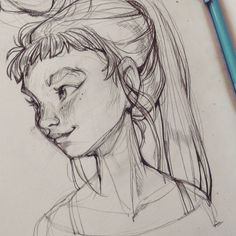 A sketch from my sketchbook ✍