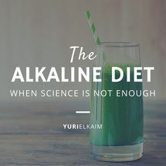 If you've been a part of the natural health community for some time now, you've likely heard a lot about the importance of eating an alkaline diet. It's something that's frowned on in traditional medical circles, with many doctors saying there's no science to show the validity of this diet.I ...