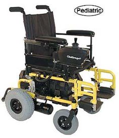 Challenger Pediatric Power Chair, Rear Wheel Drive $2,948.00 FREE Shipping from uCan Health || Standard adjustable height arms let patient choose most suitable arm height for all day comfort.Penny and Giles controller offer a wide variety of programming options., Challenger Pediatric Power Chair, Rear Wheel Drive, Power Chair, Overall Length W/ Riggings: 36""