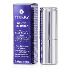 By Terry Rouge Terrybly Age Defense Lipstick - # 201 Terrific Rouge --3.5g-0.12oz By By Terry
