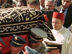 Deces de SM le roi Hassan 2....Juillet 1999