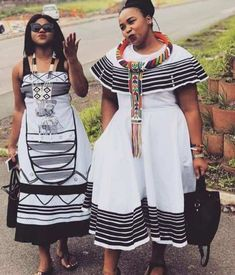 TRADITIONAL XHOSA DRESSES NEW WEDDING STYLES