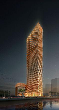 Kempinski Hotel Building, Saudi Arabia | See More Pictures