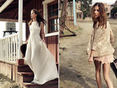 I'm seriously lusting over each and every piece from Spain-based company BDBA. The lace frocks, chiffon dresses and sparkly gowns, are especially romantic – I can imagine you could get married in several of these… I Love Fashion, Diy Fashion, Passion For Fashion, Vintage Fashion, Fashion Looks, Sparkly Gown, Sartorialist, Chiffon Dress, Lace Chiffon