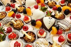 Assorted Pastries!