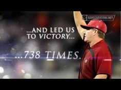 On February 15, 2013, South Carolina Baseball announced they have retired former head coach and current athletics director Ray Tanner's No. 1 jersey, including this special video by Justin King that played live in the stadium.     ***Video by Gamecock Productions, South Carolina Athletics. All rights reserved. If you like it, great! Share it, but ...