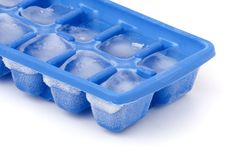 Even if you are now the proud owner of one of those fancy fridges that throw ice at you when you push a button, don't get rid of the ice trays.