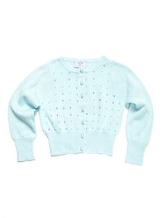 Sequin Cardigan by Baby CZ at Gilt