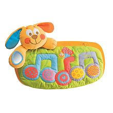 Chicco Sleep & Play Musical Puppy Crib Activity Panel - Chicco -