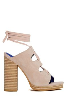 Jeffrey Campbell Clarity Heel | Shop What's New at Nasty Gal