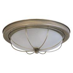 Plafon LAMPA sufitowa SUDAN 7995 Rabalux szklana OPRAWA ścienna KINKIET patyna