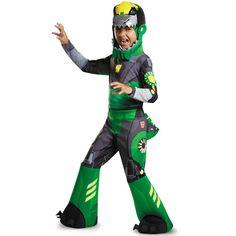 Transformers Grimlock Deluxe Costume for Kids