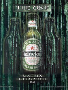 Heineken - Matrix #Advert