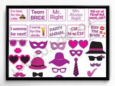 Propsuri nunta – Mov Bride, Drinks, Party, Wedding Bride, Drinking, Beverages, Bridal, Drink, Parties