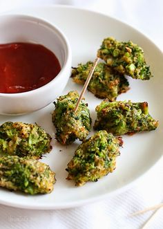 Broccoli, cheddar, If you need a way to get your picky family members to eat their broccoli, give these yummy broccoli and cheese tots a try! I've been making these veggie tots with zucchini and cauli