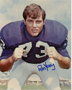 #7 Ron Yary career similar to HOFers Art Shell*, Willie Roaf*, Jim Parker*, Gary Zimmerman*,Larry Little*, Rosey Brown*