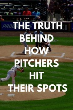 How pitchers actually hit their spots in baseball baseball videos, baseball tips, baseball quotes Baseball Videos, Baseball Scores, Baseball Tips, Baseball Pitching, Baseball Uniforms, Baseball Training, Tigers Baseball, Baseball Field, Baseball Stuff