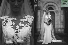 The brides stunning Kathy DeStafford dress. A real wedding by Couple Photography Lorraine, Cliff, Couple Photography, Real Weddings, One Shoulder Wedding Dress, Brides, Couples, Wedding Dresses, Fashion