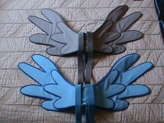 So since I'm working on my Rainbowdash and Derpy Hooves cosplays, I thought I may as well post some of my progress. These are my hand-made wings for the. Rainbowdash and Derpy cosplay wings Twilight Sparkle Costume, Cosplay Wings, Nightmare Moon, Halloween Ideas, Sewing Ideas, Shops, Crafting, Deviantart, Costumes