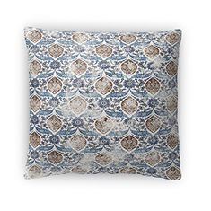 KAVKA D FPLFBS1818X18MGT2020 Estancia Blue Throw Pillow16 X 4 -- Click for more Special Deals #Decor#HomeDecor#DecorIdeas#HomeDecorations