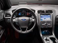 ford fusion 2017 packages
