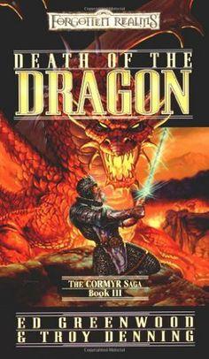 Death of the Dragon (Cormyr Saga, book 3) by Ed Greenwood & Troy Denning