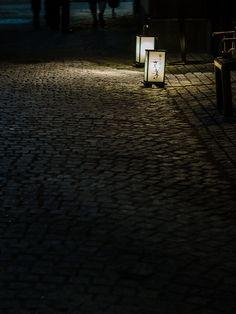 night in Kagurazaka, Tokyo, Japan 東京 神楽坂